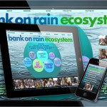 bank-on-rain, multiple screen