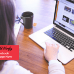 Verify Your Facebook Business Page, betsy kent, be visible, blog school