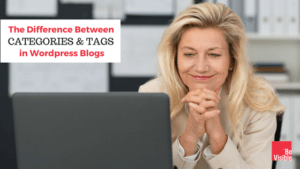 categories & tags in wordpress blogs