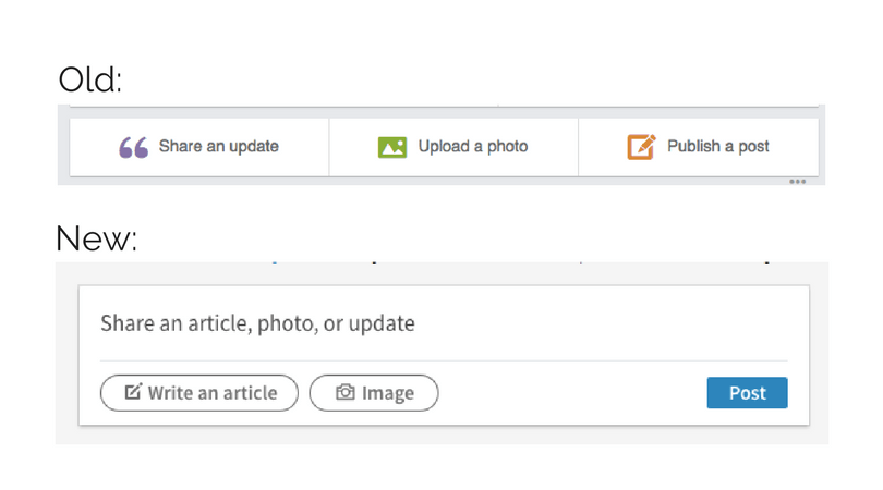 Difference Between A LinkedIn Article and A LinkedIn Update Be Visible