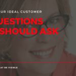 finding your ideal custsomer