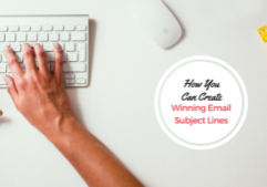 How You Can Create Winning Email Subject Lines